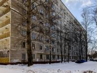 район Чертаново Южное, улица Газопровод, дом 9 к.1. многоквартирный дом