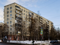 район Чертаново Южное, улица Газопровод, дом 9 к.2. многоквартирный дом