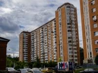 район Чертаново Южное, улица Газопровод, дом 13 к.1. многоквартирный дом