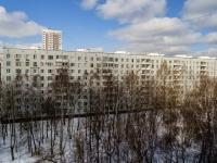 Чертаново Южное район, улица Чертановская, дом 66 к.2. многоквартирный дом
