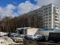 Чертаново Южное район, улица Чертановская, дом 66 к.3. многоквартирный дом