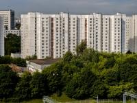 улица Большая Черёмушкинская, дом 2 к.5. многоквартирный дом