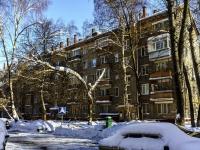 улица Большая Черёмушкинская, дом 6 к.1. многоквартирный дом
