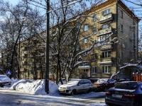 улица Большая Черёмушкинская, дом 6 к.2. многоквартирный дом