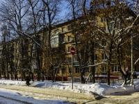 улица Большая Черёмушкинская, дом 8 к.1. многоквартирный дом