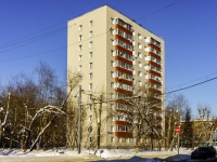 Академический район, улица Большая Черёмушкинская, дом 10 к.1. многоквартирный дом