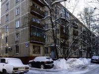 улица Большая Черёмушкинская, дом 10 к.2. многоквартирный дом