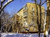 улица Большая Черёмушкинская, дом 12 к.1. многоквартирный дом
