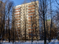 Академический район, улица Большая Черёмушкинская, дом 18 к.2. многоквартирный дом