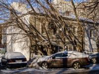 улица Большая Черёмушкинская, дом 20 к.3 СТР 1. офисное здание