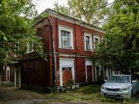 улица Большая Черёмушкинская, дом 26. офисное здание