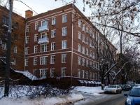 улица Большая Черёмушкинская, дом 40 к.3. офисное здание