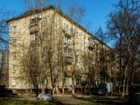 Академический район, улица Гримау, дом 3 к.1. многоквартирный дом