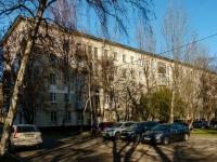 Академический район, улица Гримау, дом 3 к.2. многоквартирный дом