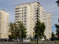 Академический район, улица Гримау, дом 9 к.1. многоквартирный дом