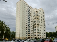Академический район, улица Гримау, дом 11 к.2. многоквартирный дом