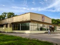 Академический район, улица Гримау, дом 12. неиспользуемое здание