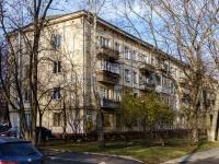 Академический район, улица Гримау, дом 16. многоквартирный дом