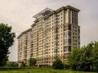 , st Dmitry Ulyanov, house 6 к.1. Apartment house