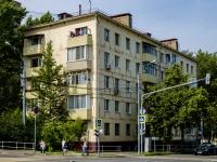 , st Dmitry Ulyanov, house 8 к.1. Apartment house