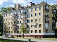 , Dmitry Ulyanov st, house 8 к.2. Apartment house