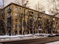 , st Dmitry Ulyanov, house 9/11 К.1. Apartment house