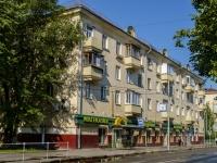 , Dmitry Ulyanov st, house 10/1 К.1. Apartment house