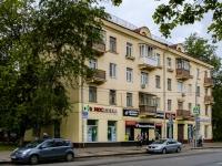 , st Dmitry Ulyanov, house 12 к.1. Apartment house