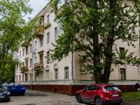 , st Dmitry Ulyanov, house 12 к.2. Apartment house