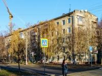 , st Dmitry Ulyanov, house 13 к.1. Apartment house