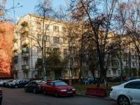 , st Dmitry Ulyanov, house 13 к.2. Apartment house