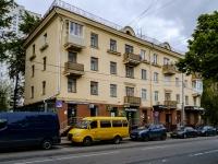 , st Dmitry Ulyanov, house 14 к.1. Apartment house
