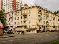 , st Dmitry Ulyanov, house 16 к.1. Apartment house