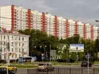 , st Dmitry Ulyanov, house 16 к.2. Apartment house