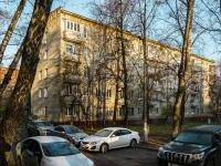 , st Dmitry Ulyanov, house 17 к.2. Apartment house
