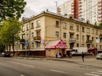 Академический район, улица Дмитрия Ульянова, дом 18 к.1. многоквартирный дом