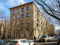 Академический район, улица Дмитрия Ульянова, дом 24 к.4. многоквартирный дом