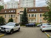 улица Дмитрия Ульянова, дом 30 к.2. спортивный клуб