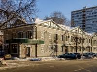 улица Дмитрия Ульянова, дом 35 с.1. офисное здание