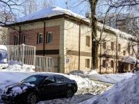 улица Дмитрия Ульянова, дом 37 к.1. офисное здание