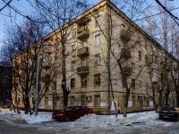 Академический район, улица Кржижановского, дом 4 к.2. многоквартирный дом