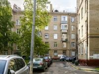 , Krzhizhanovskogo st, 房屋 5 к.1. 公寓楼