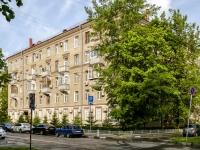 Академический район, улица Кржижановского, дом 5 к.2. многоквартирный дом
