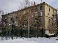 Академический район, улица Кржижановского, дом 5 к.3. многоквартирный дом