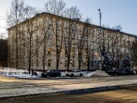 Академический район, улица Кржижановского, дом 6. офисное здание