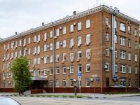 Академический район, улица Кржижановского, дом 7 к.1. органы управления ФСИН РФ