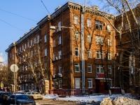 Академический район, улица Кржижановского, дом 7 к.2. офисное здание