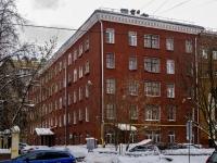 , Krzhizhanovskogo st, 房屋 7 к.3. 公寓楼