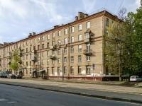 Академический район, улица Кржижановского, дом 8 к.1. многоквартирный дом