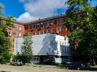 Академический район, улица Кржижановского, дом 15 к.2. офисное здание